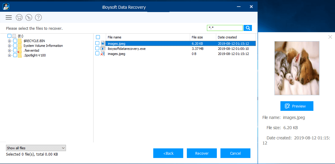 recover lost data from corrupted hard drive