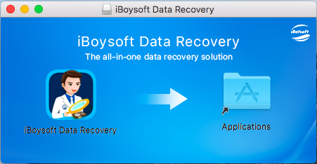Install iBoysoft Mac Data Recovery