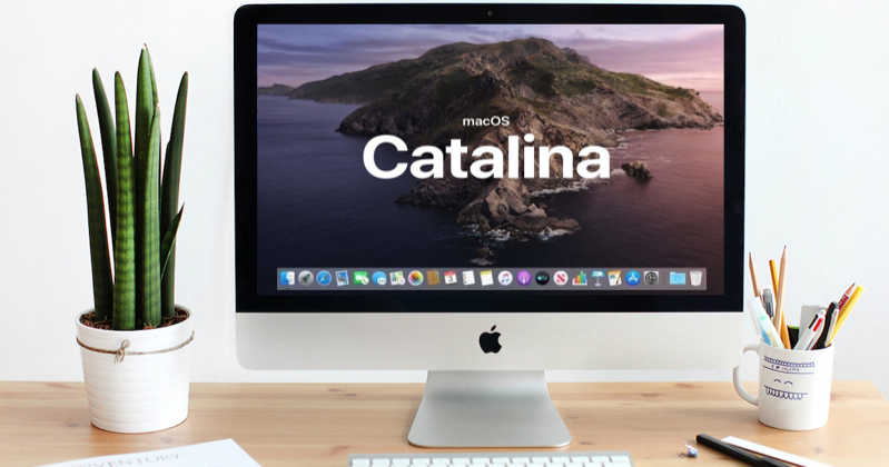 Catalina operating system