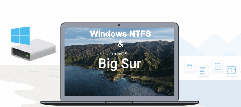 NTFS for macOS 11 Big Sur