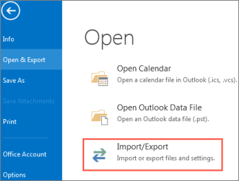 how to export backup emails from outlook