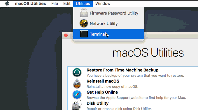 How to recover data in Mac Recovery Mode?