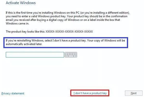 Windows 10 activate or not